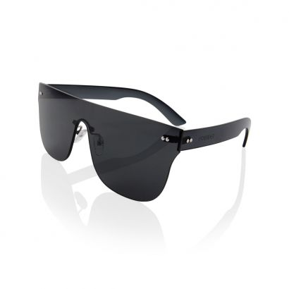 VEGA sunglasses with black lenses and frame