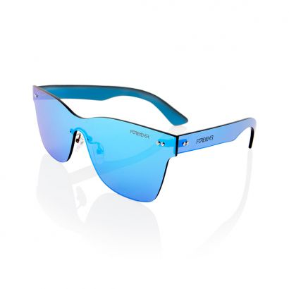 Spica blue lens and frame sunglasses