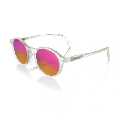 HUG SOFT TOUCH - PINK MIRROR POLARIZED LENS