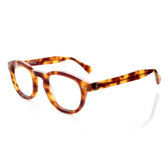 Optical Frame Amber