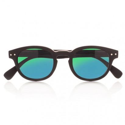 ENJOY with green mirror polarized lenses