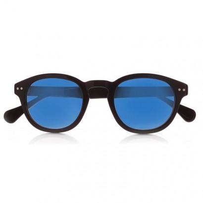 DEEP BLACK - con lenti blu polarizzate