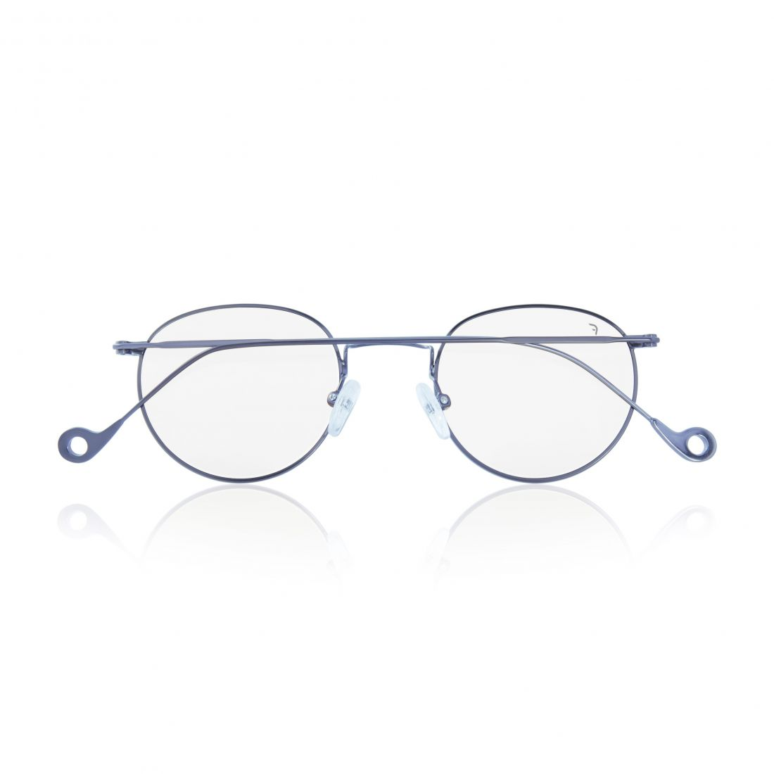 Gold One - stainless steel prescription glasses frame for woman man