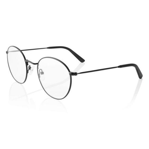 Nobody - glasses metal frame - black