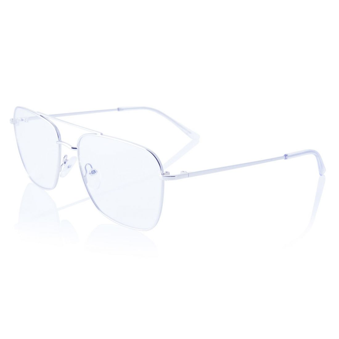5f69b8c3a3 NO POP - glasses metal frame in gold silver color for women men