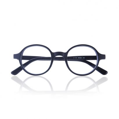 Runaway - acetate glasses frame - black