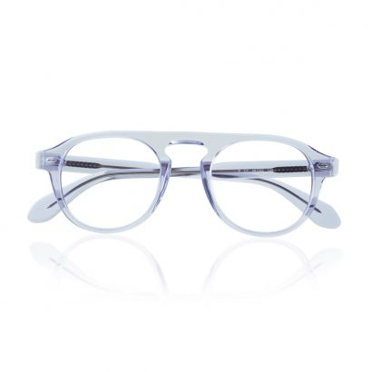 Yosemite - acetate glasses frame - crystal grey