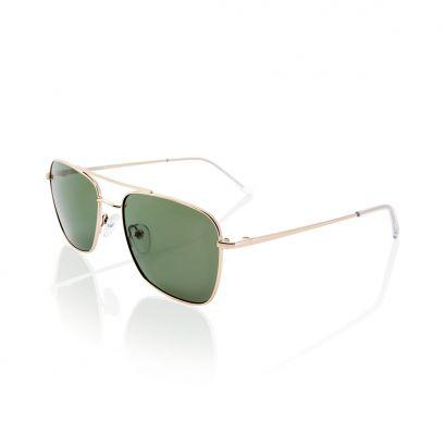 NO POP - polarized green lenses