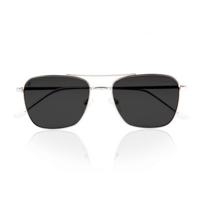NO POP - polarized black lenses