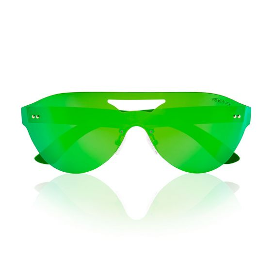 Sirius green lens and frame sunglasses