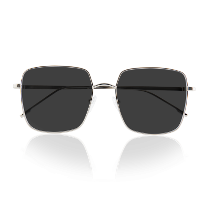 Beautiful metal frame and polarized lenses