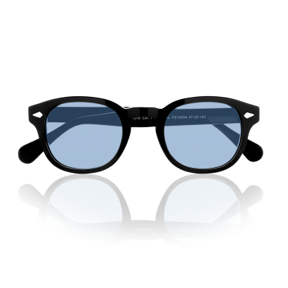 ORIGINAL - BLACK - BLUE LENS