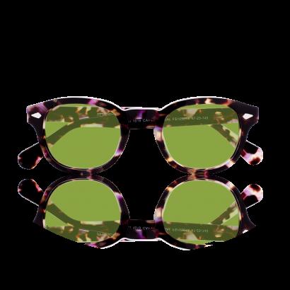 ORIGINAL - HAVANA - GREEN LENS