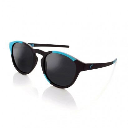 HACKER BLUE - BLACK LENS