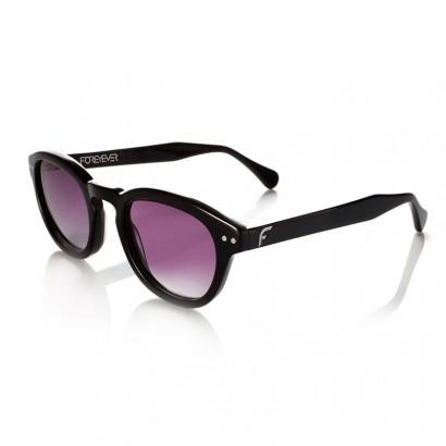 DEEP BLACK - with purple polarized