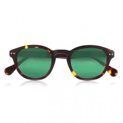 BROWN SUGAR - with green polarized lenses