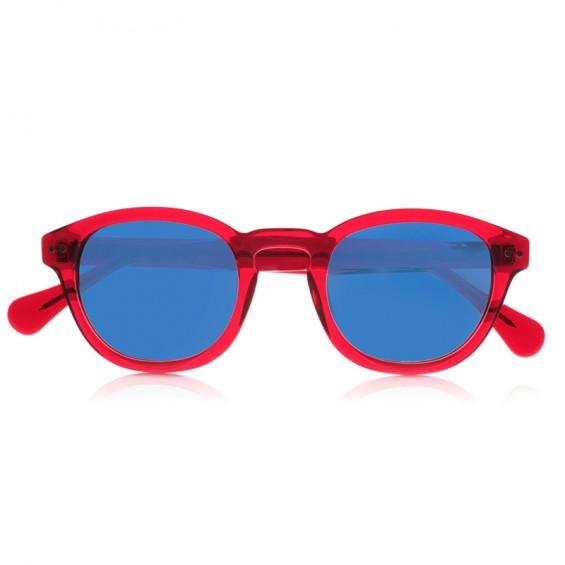 RUBY - BLUE LENS